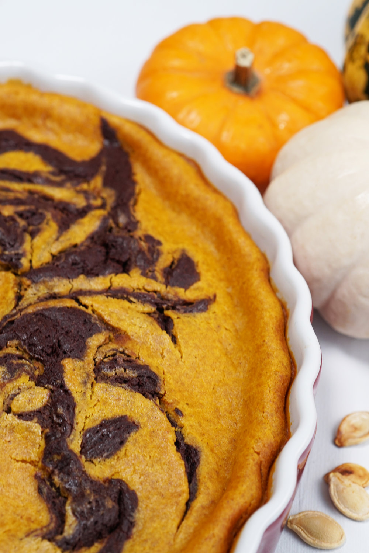 Pumpkin and SoChatti Brownie Pie D.jpg
