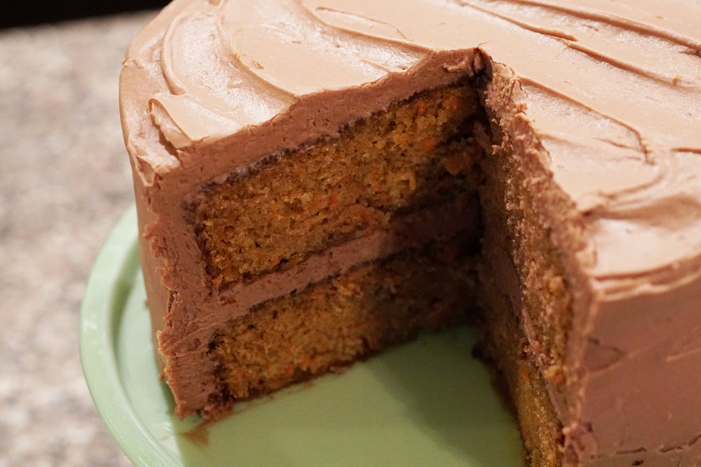 Carrot Cake with Chocoalte and Cream Cheese Frosting F.jpg