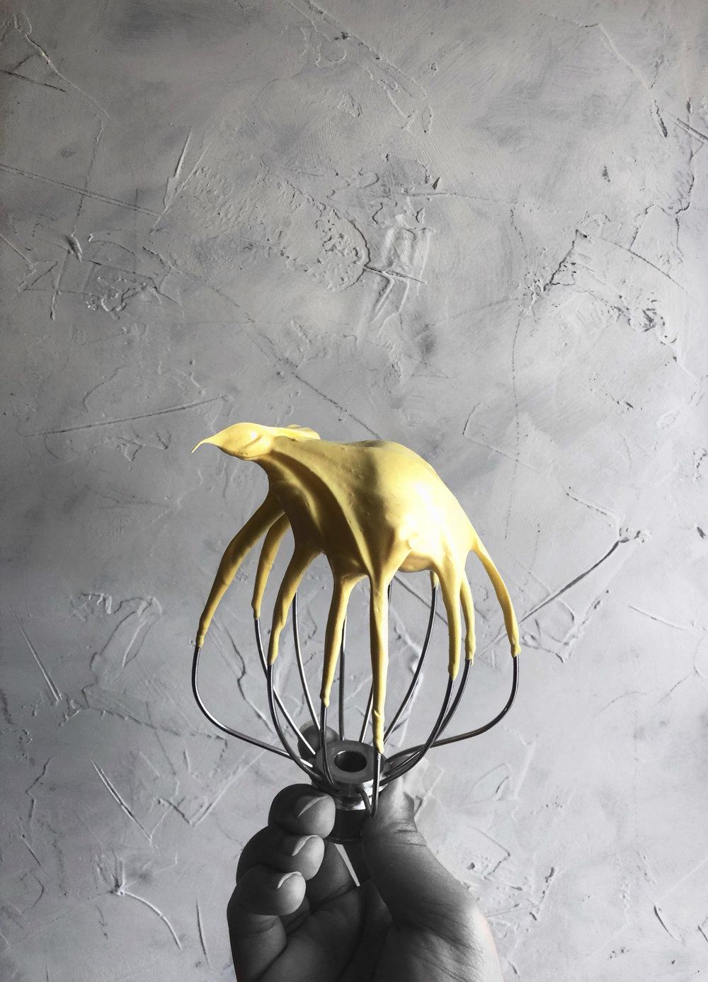 Passionfruit Macarons | thymeforbreakfast.com
