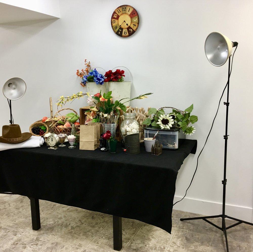 The kids' studio