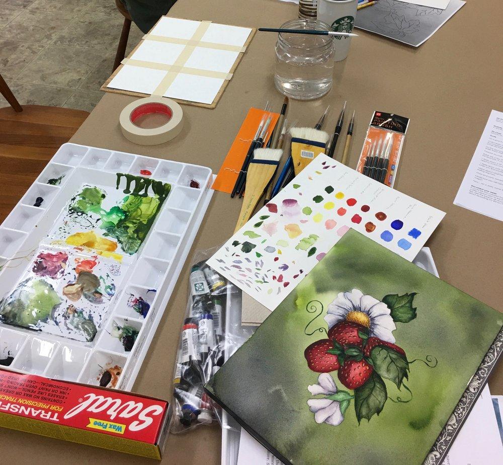Lynnea Mattson's Watercolors Workshop.jpg