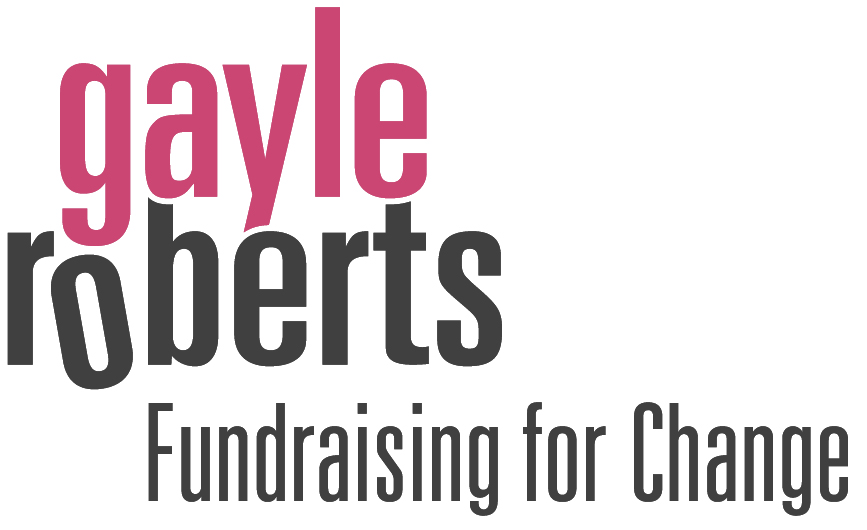 Gayle Roberts — Fundraising for Change