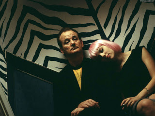 Bill Murray and Scarlett Johannsson in Lost in Translation