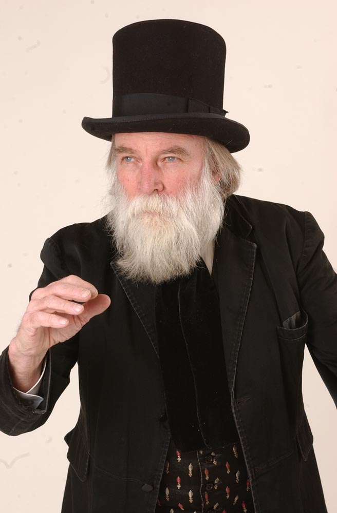 Gerry Wright as Frederick Law Olmsted