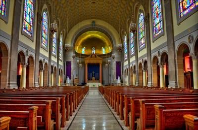 St. Joseph Chapel, College of the Holy Cross