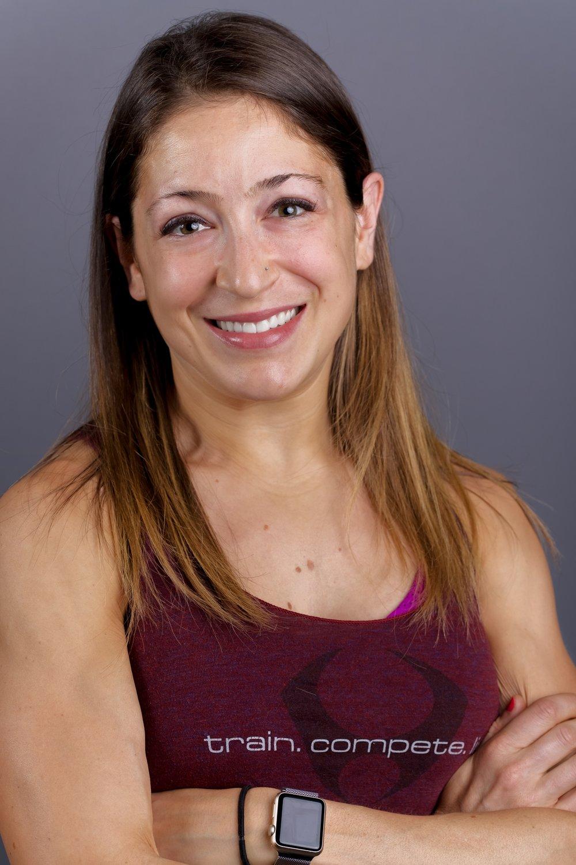 Rachel Pohl, Coach, CrossFit S3