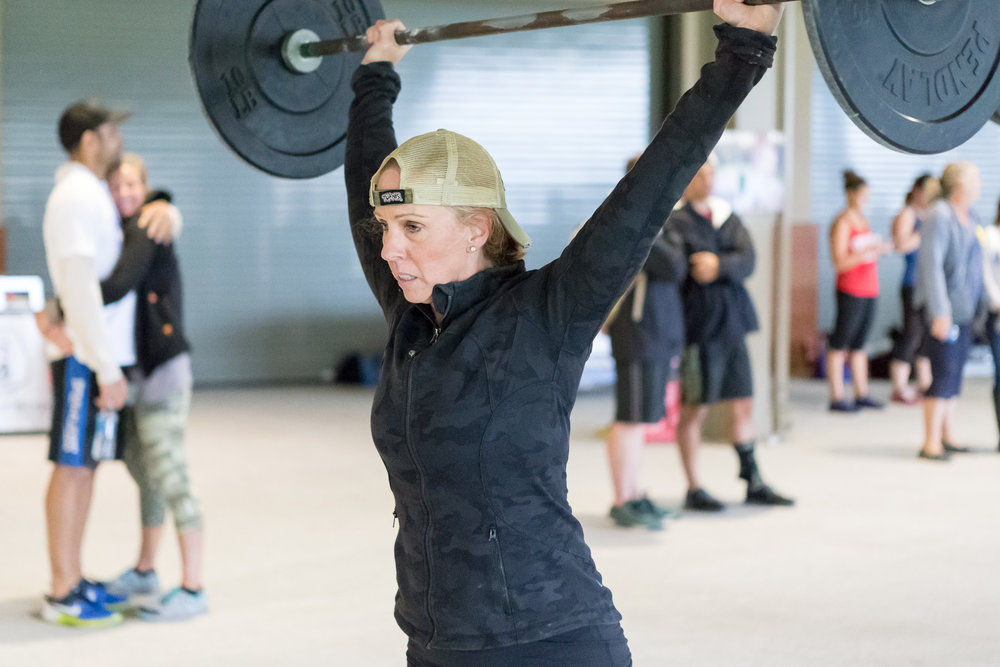 Kelly Stratton, Member, CrossFit S3