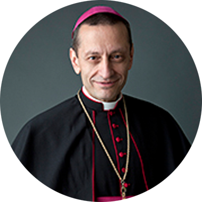Most Reverend Frank J. Caggiano, Bishop of Bridgeport -