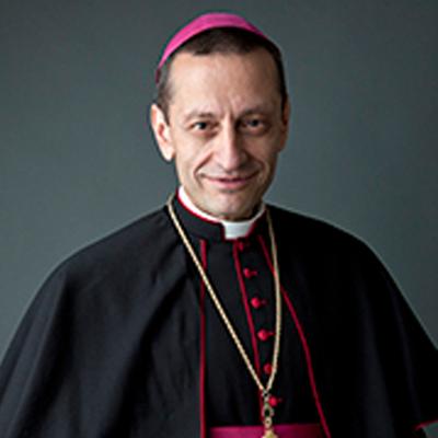 Most Reverend Frank J. Caggiano - Bishop of Bridgeport