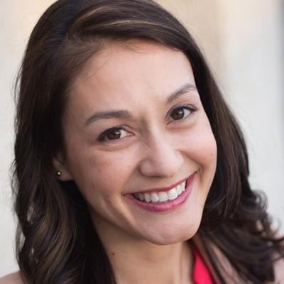 Christina Lamas(NFCYM Executive Director) -