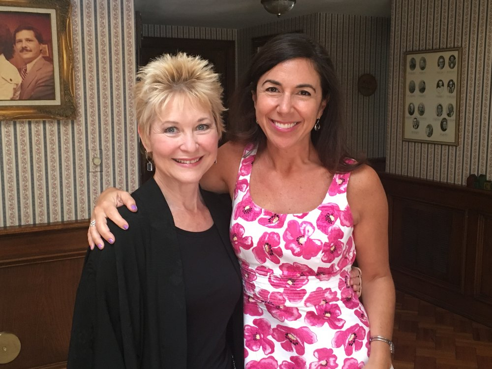 Dee Wallace and Kara Mayer Robinson.JPG