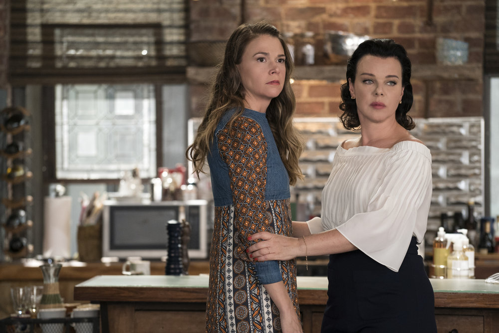 Debi Mazar podcast interview