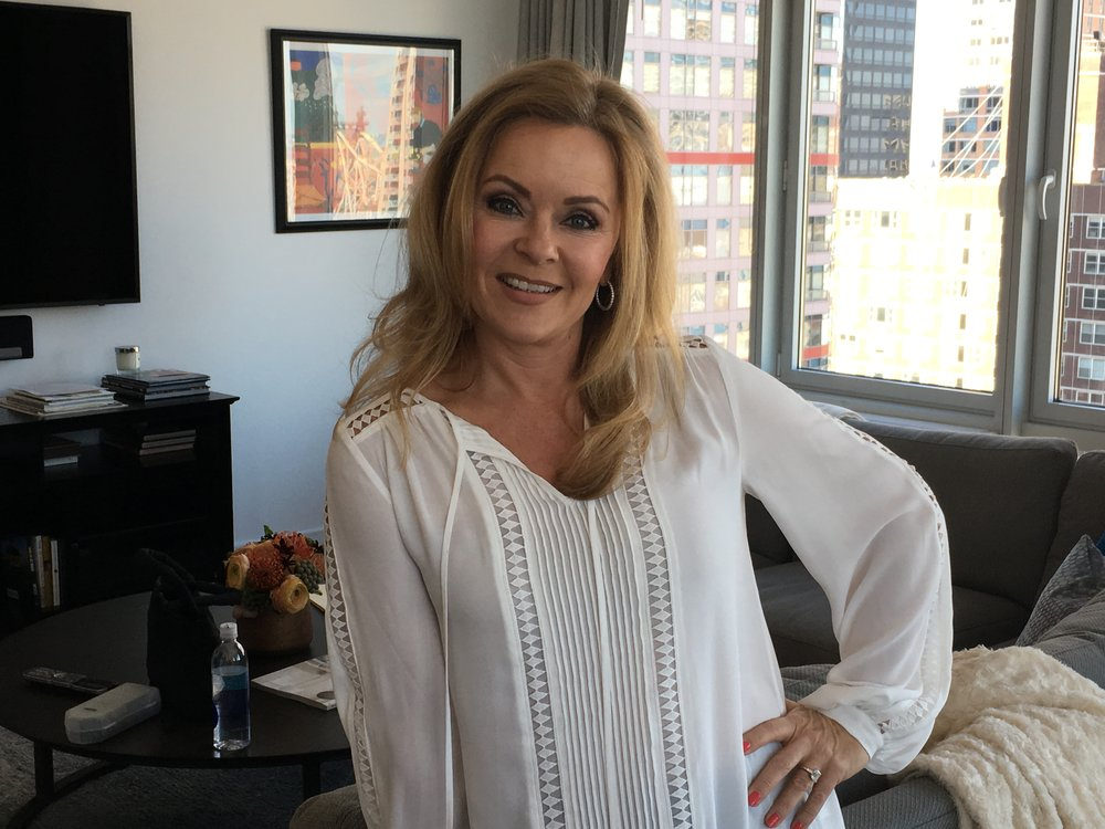 Jill Whelan, aka Vicki Stubing