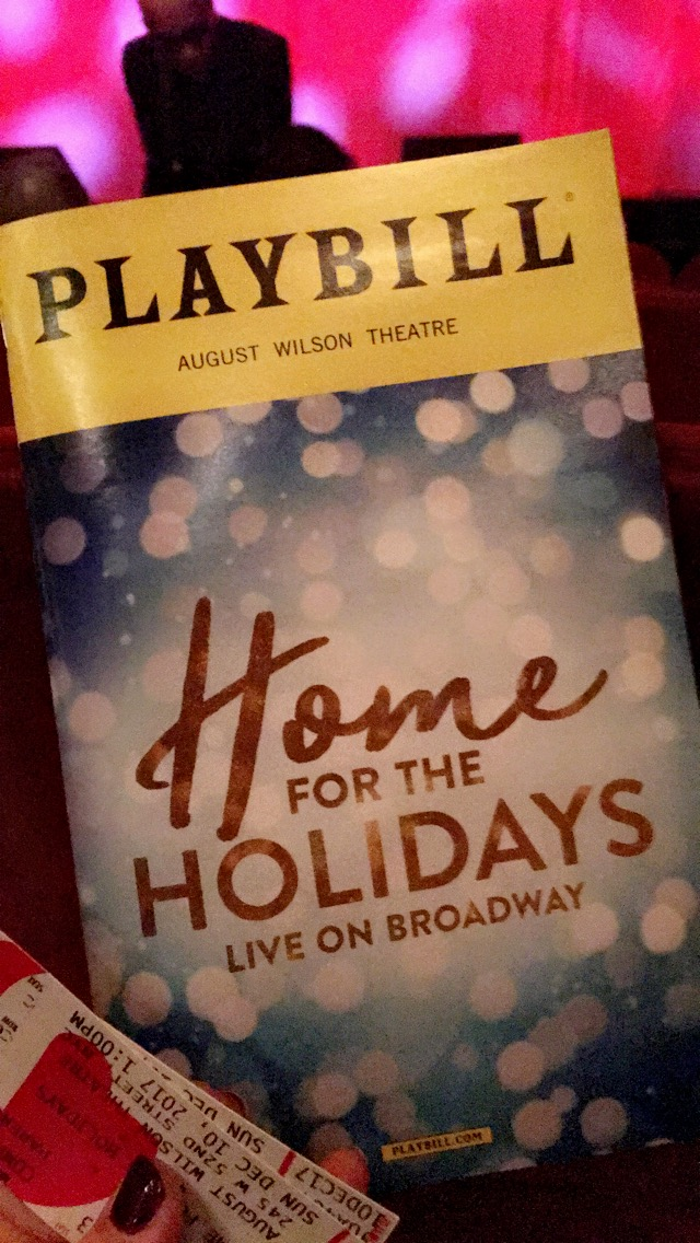 Home for the Holidays Playbill.JPG