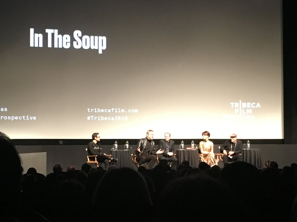 A talk with director  Alexandre Rockwell, Steve Buscemi ,  Jennifer Beals  and cinematographer  Phil Parmet.
