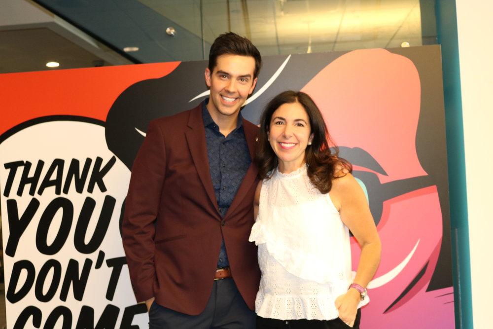 Michael Carbonaro and Kara.jpg