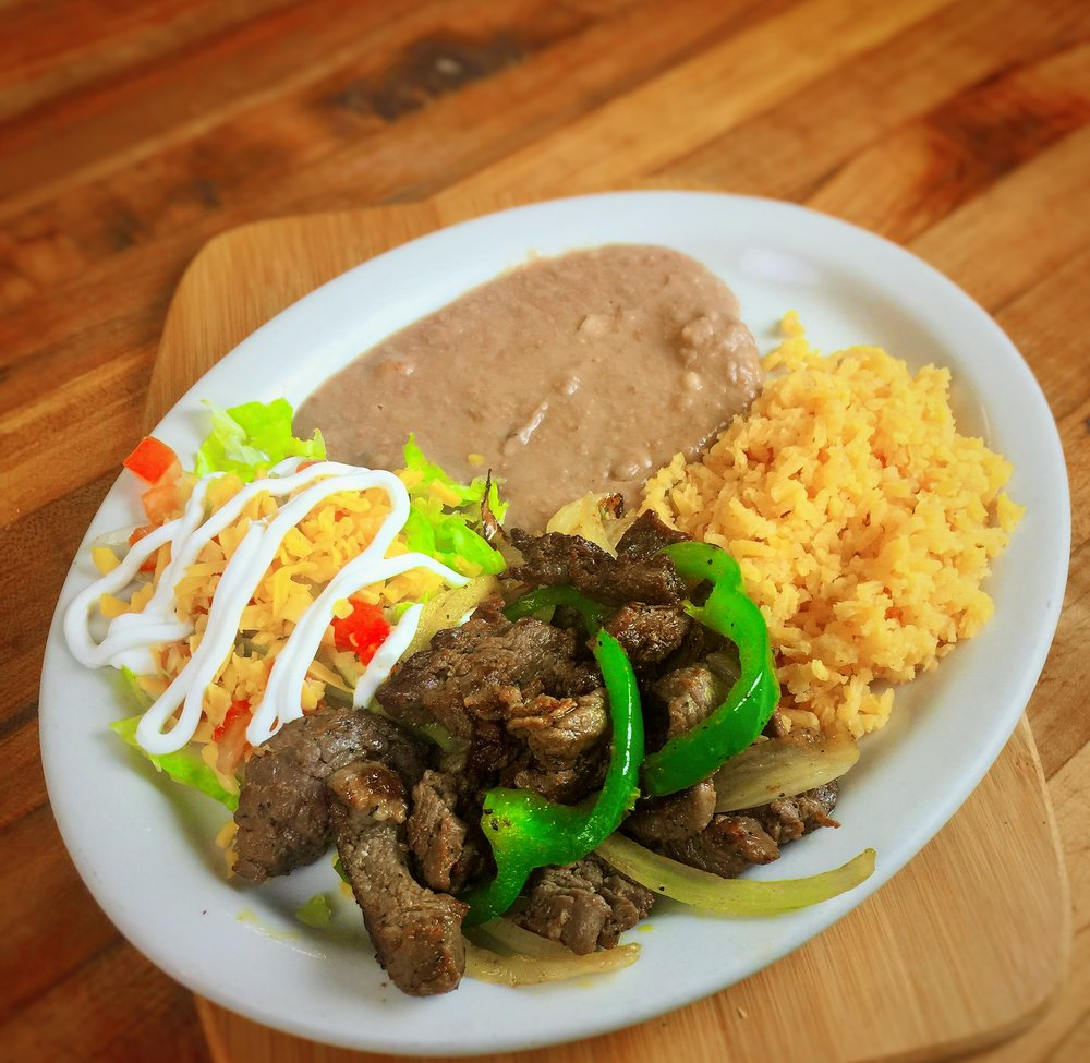 FAJITAS - Only $9.99