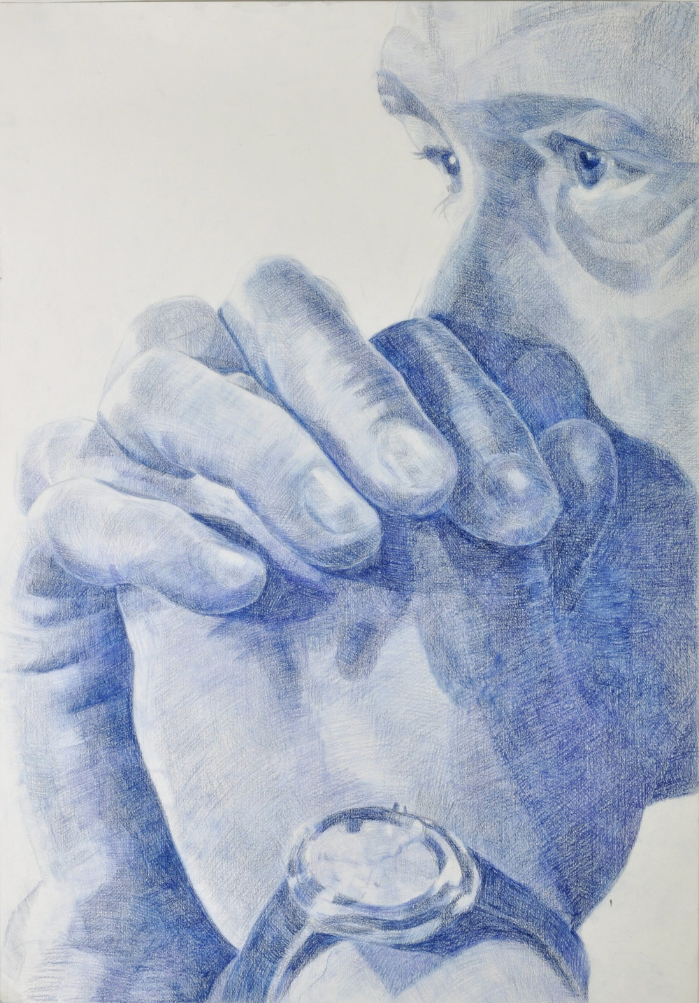 Praying Hands #7