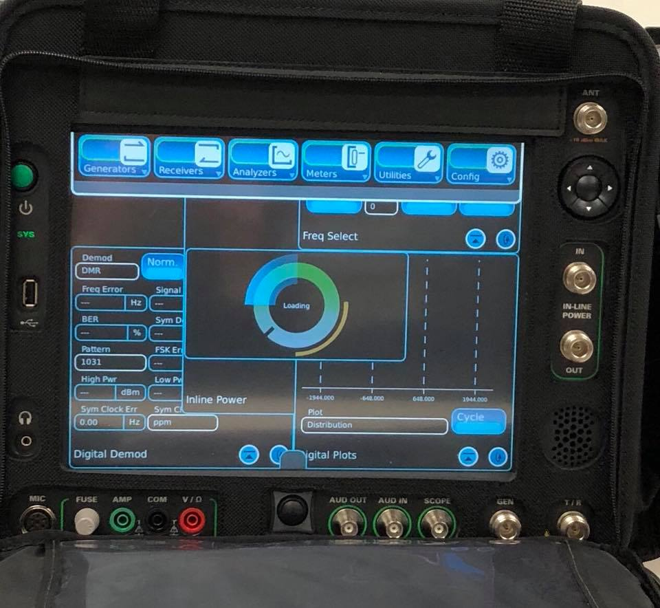 Radio & Device Repair -