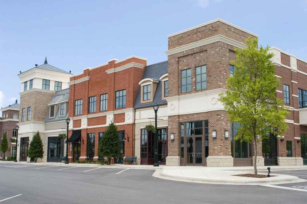 Retail Stores -