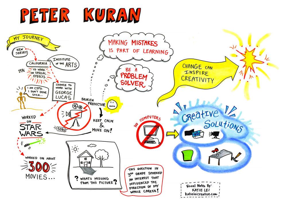 Portland Creative Conference 2017 - Speaker: Peter Kuran