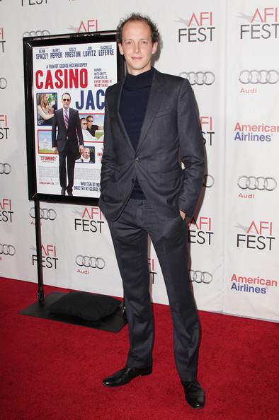 Oscar+Van+Rompay+AFI+FEST+2010+Presented+Audi