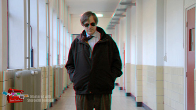 Anderman 3D -- put on those RED/CYAN anaglyph glasses