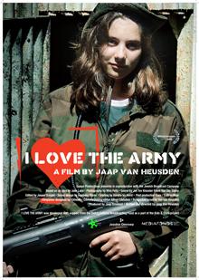 i love het leger - regie: jaap van heusden - productie: guapo productions - poster