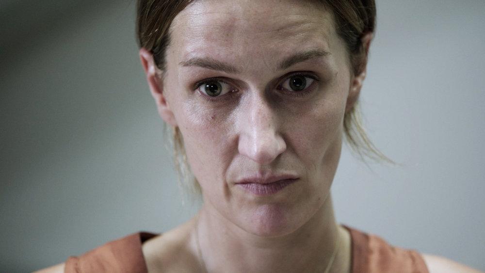 Janneke Remmers als Rechercheur Marjan van Lamswaard in Duivelse Dilemma's: Het Laatste Verhoor
