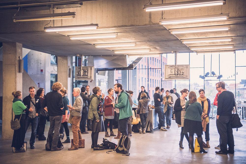 ©Joachim De Wilde i.o.v. Pulse Transitienetwerk Cultuur Jeugd Media