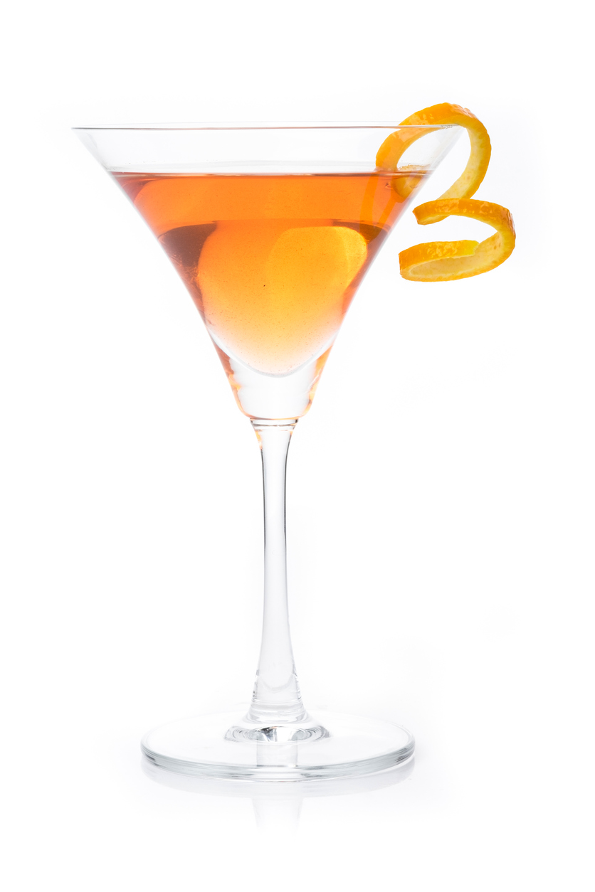 Thanksgiving Cocktail - Whether you are waiting for the turkey to finish or sitting down and enjoying your Thanksgiving Day feast, the fall spin on a gin martini will pair wonderfully with your holiday meal.The apricot brandy and lemon juice add a subtle blend of fruit flavors to the martini base and prepares your taste buds for the mouthwatering bird you've been cooking all day.IngredientsStepsIngredients3/4 ounce gin3/4 ounce dry vermouth3/4 ounce apricot brandy1/4 ounce lemon juiceGarnish: Maraschino cherrySteps to Make ItGather the ingredients.Pour the gin, vermouth, brandy, and lemon juice into a cocktail shaker with ice.Shake well.Strain into a chilled old-fashioned or cocktail glass.Garnish with the cherry.Serve and enjoy!