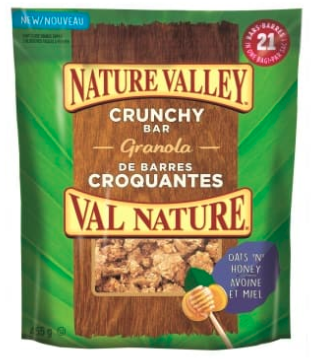 Nature Valley Crunchy Bar Granola