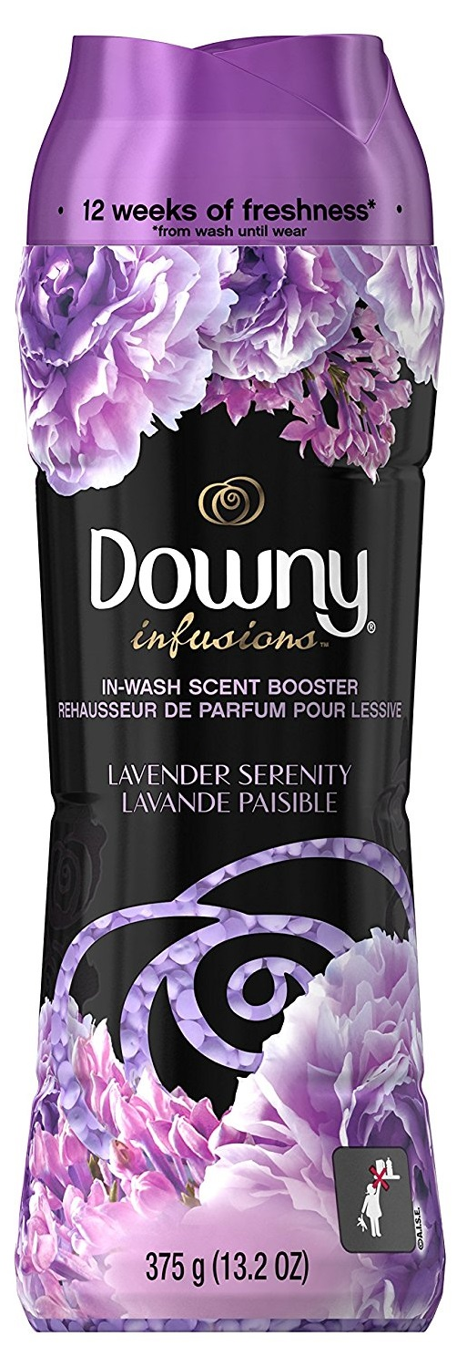 Downy Infusions Lavender Serenity In-Wash Scent Booster