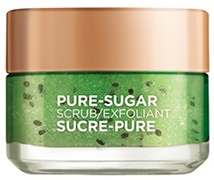 L'Oreal Pure-Sugar Purify & Unclog Face Scrub