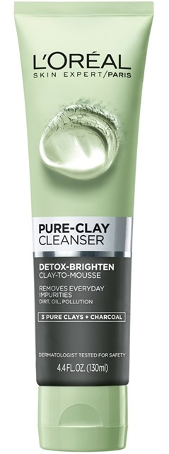 L'Oréal Paris Pure Clay Cleansers