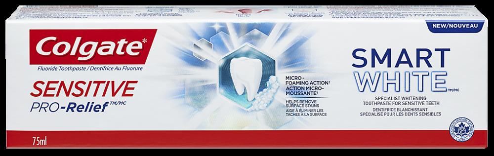 Colgate Sensitive Pro-Relief SmartWhite Toothpaste