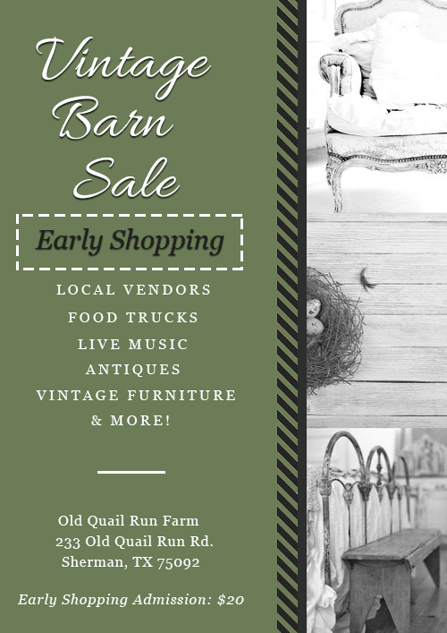 Early Shopping Event 2 DAY PASS