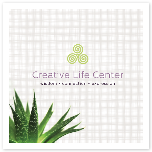 Creative Life Center Brand Board