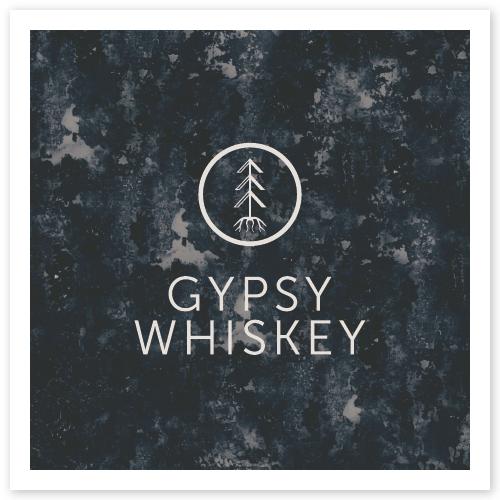 Gypsy Whiskey Brand   Board