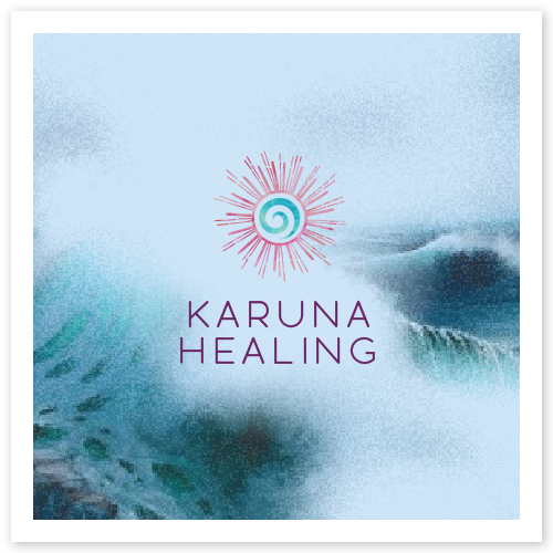 Karuna Healing Brand Board