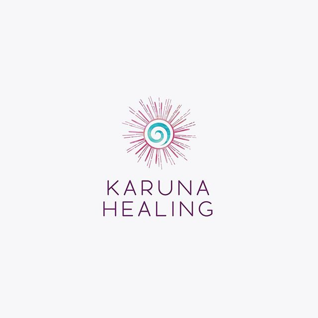 Specializing in the social-emotional needs of gifted youth, with vibrancy and balance, Karuna Healing aims to increase compassion and connection to self. . . . #ebbandflowco #ebbingandflowing #vitaminsea #lizardland #karunahealing #brand #logo #design #companieswithaconscience