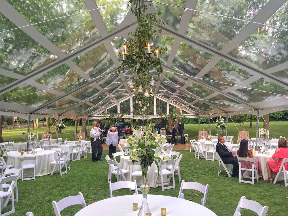 Regel and Co Open Air Tent Rental