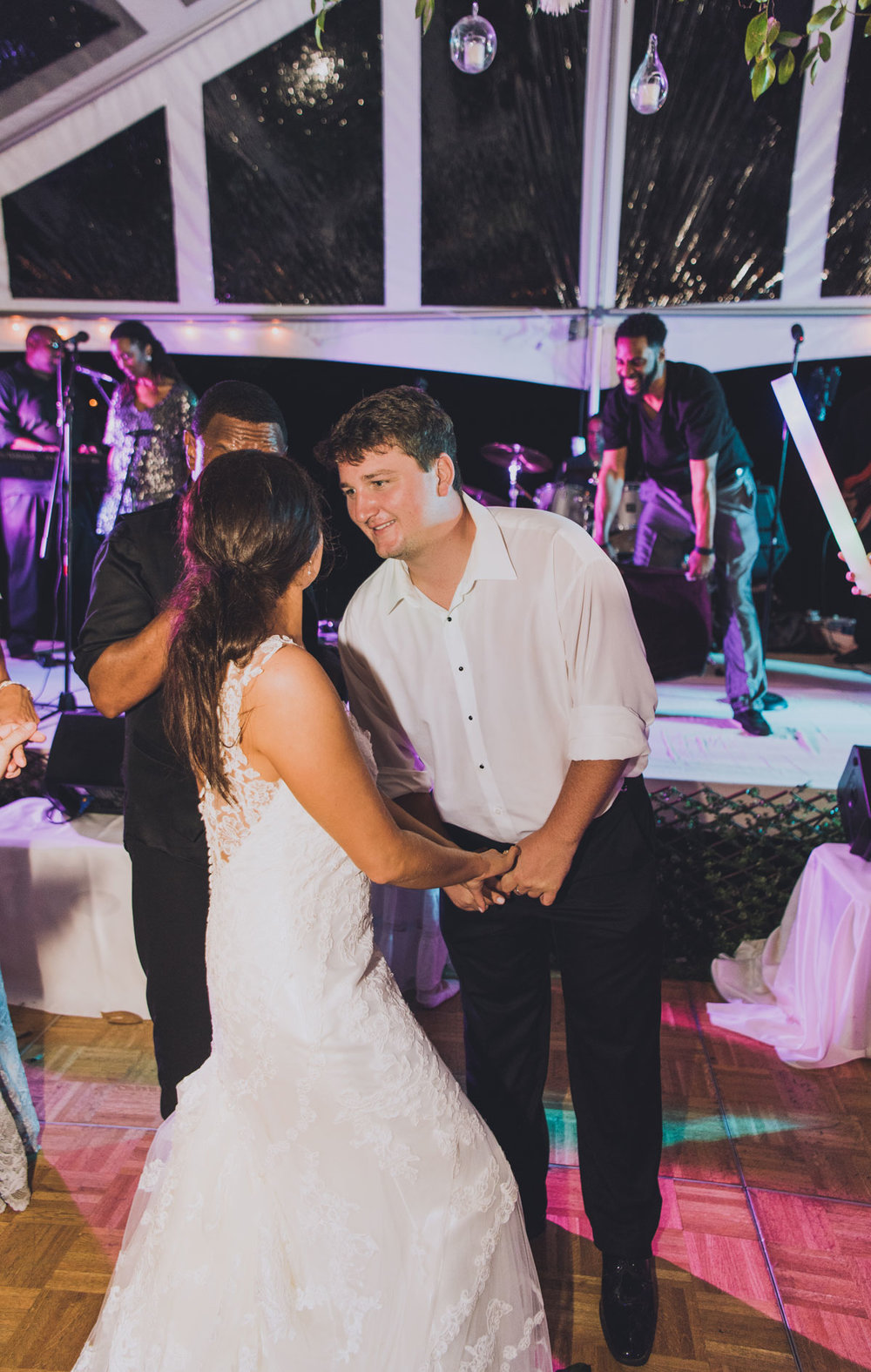 Dance Floor and Staging Rentals for Weddings