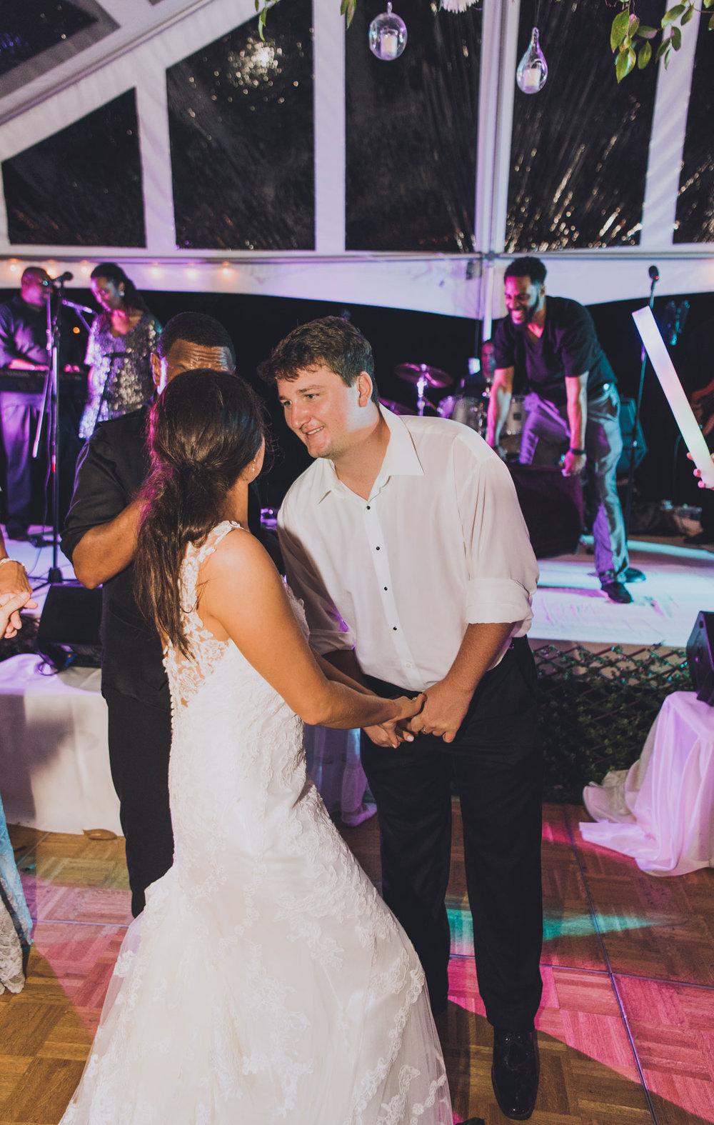 Dance Floor and Staging Rentals for Weddings
