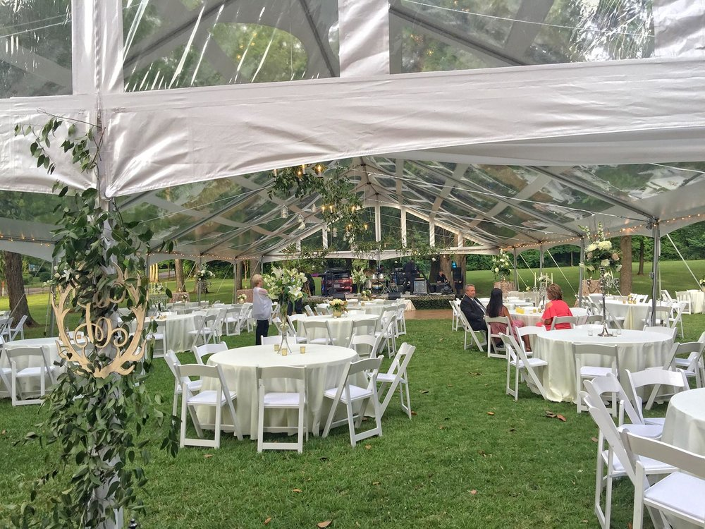 Event Rentals with Regel and Company