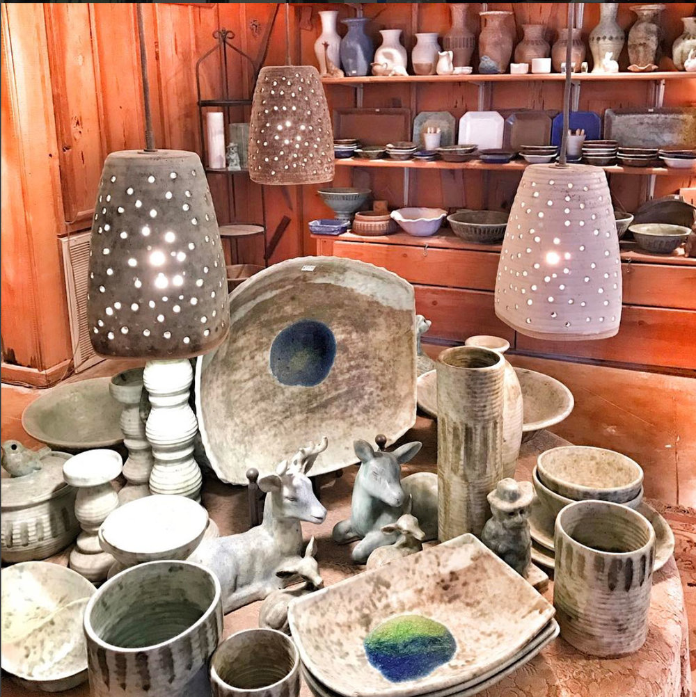 Peter's Pottery at Regel and Company