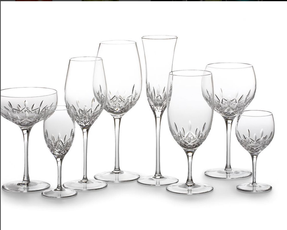 Waterford Crystal at Regel and Company