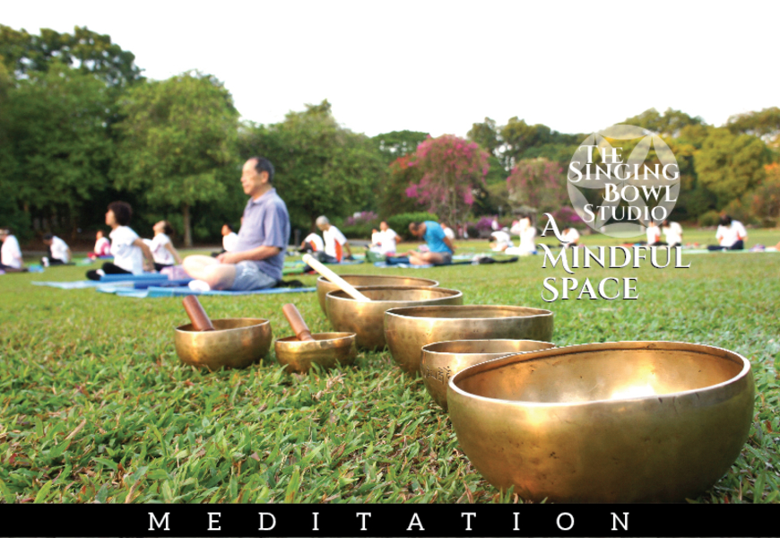 Singing Bowl Meditation - Sound Bath