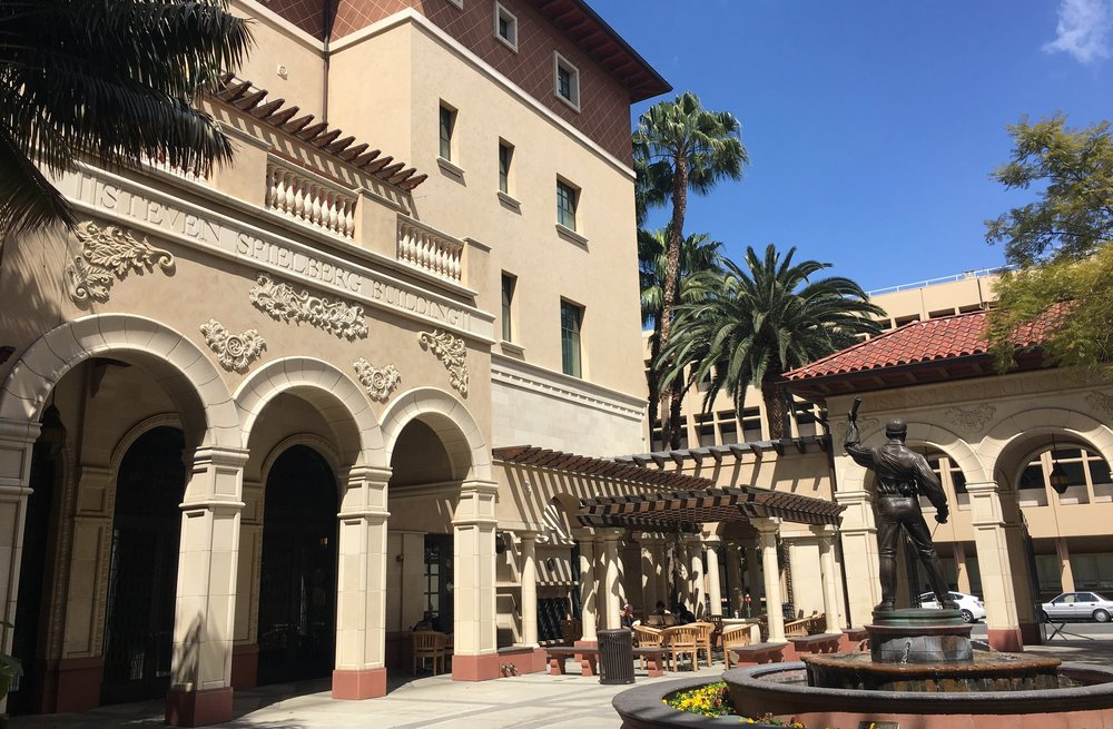 USC - my second home.