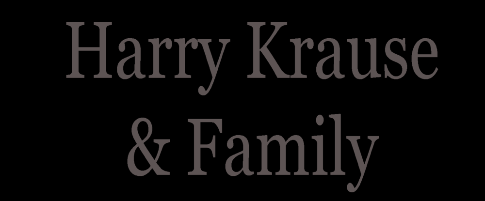2018, 2015 $19,500 from Professor Harry Krause (Emeritus) and family to support the Emerging Scholars Program